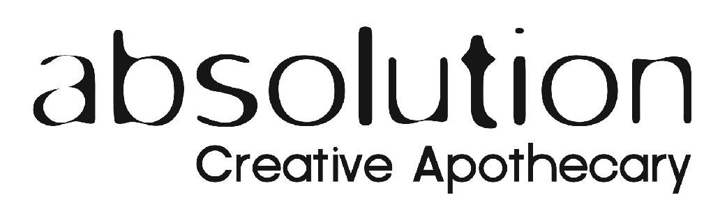Logo Absolution Creative Apothecary