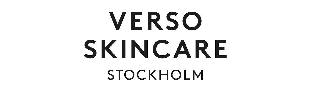 Logo Verso Skincare Stockholm