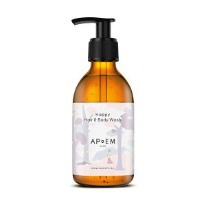 Apoem Kids Happy Hair Body Wash