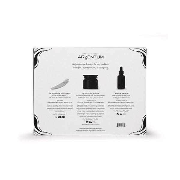 ARgENTUM COFFRET DE L'ETOILE