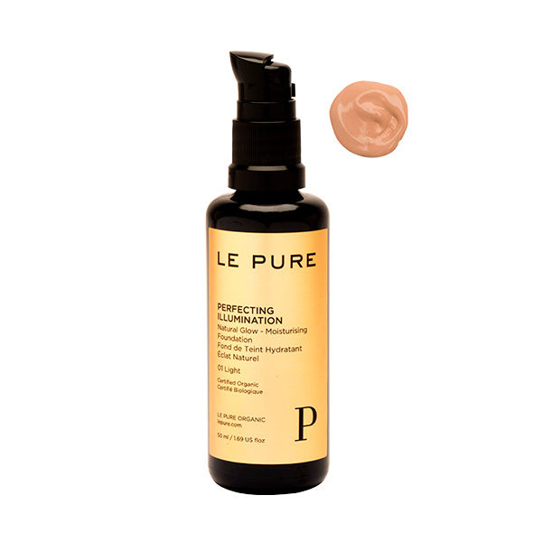 LE PURE PERFECTING ILLUMINATION - LIGHT (MAQUILLAJE HIDRATANTE)