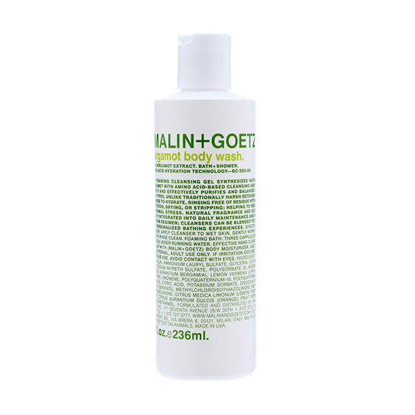 MALIN + GOETZ BERGAMOT BODY WASH (GEL DE DUCHA)