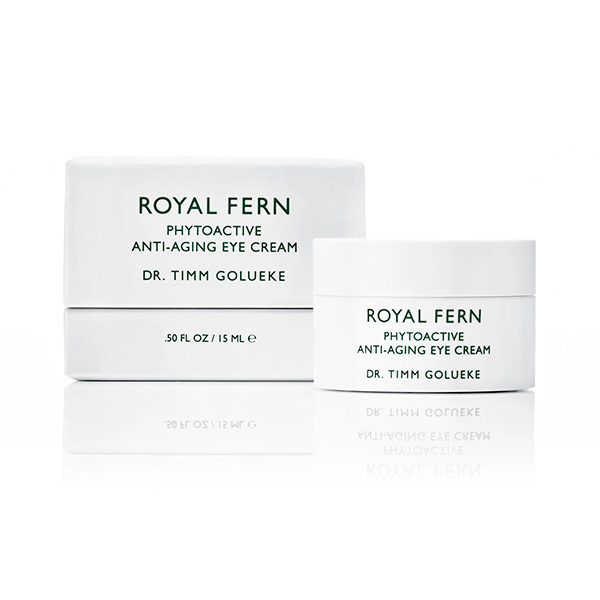 ROYAL FERN PHYTOACTIVE ANTI-AGING EYE CREAM (CREMA DE OJOS ANTIEDAD)