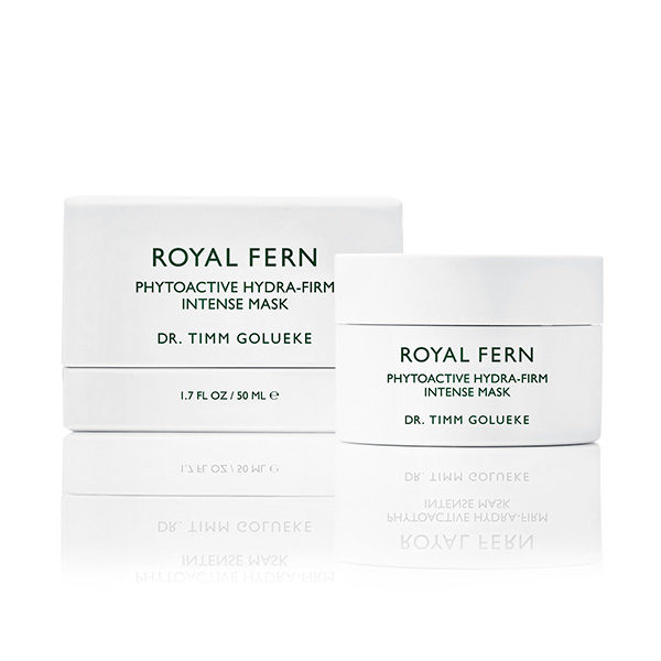 ROYAL FERN PHYTOACTIVE HYDRA-FIRM INTENSE MASK (MASCARILLA HIDRATANTE -REAFIRMANTE)