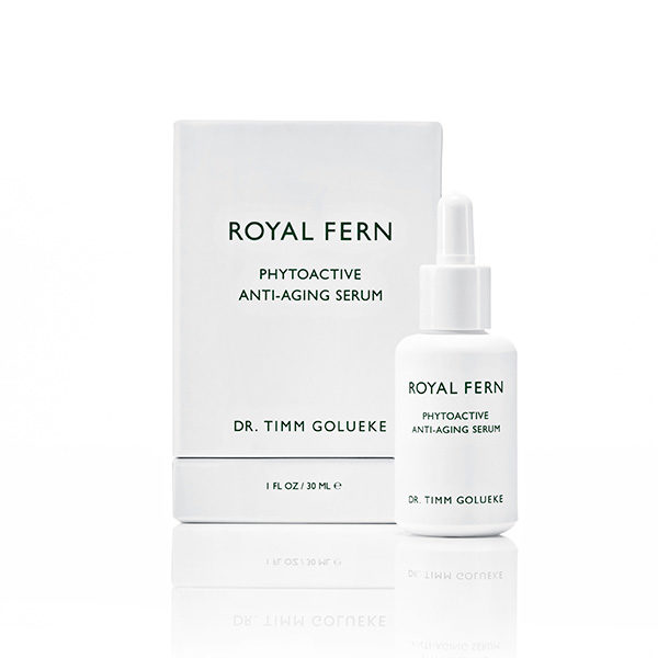 ROYAL FERN PHYTOACTIVE ANTI-AGING SERUM (SÉRUM ANTIEDAD)