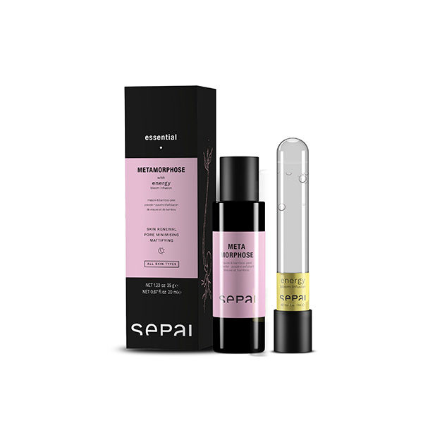 SEPAI ESSENTIAL METAMORPHOSE WITH ENERGY (EXFOLIANTE FACIAL)