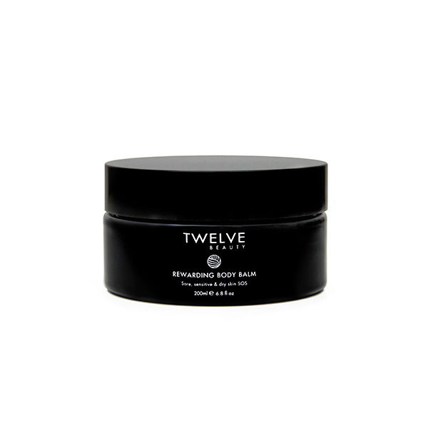 TWELVE REWARDING BODY BALM (CREMA CORPORAL)