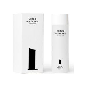 Verso Skincare Micellar Water
