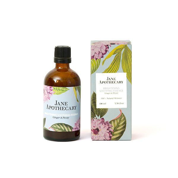 JANE APOTHECARY BRIGHTENING SOOTHING ESSENCE GINGER & PEONY (ESENCIA)