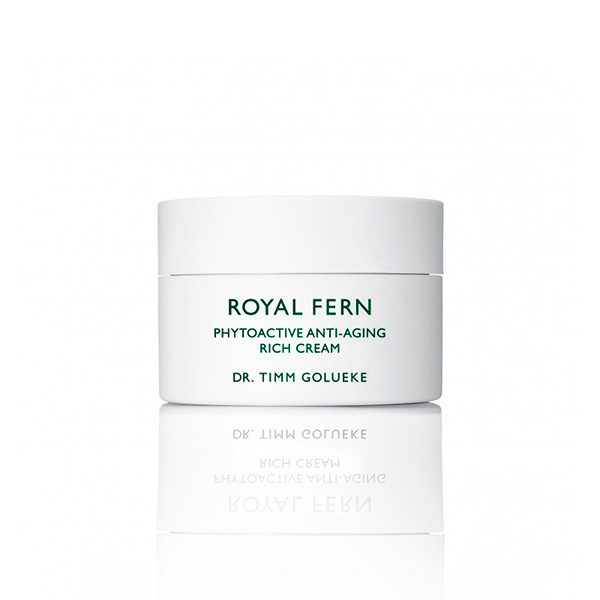 ROYAL FERN PHYTOACTIVE ANTI-AGING RICH CREAM (CREMA FACIAL ANTIEDAD)