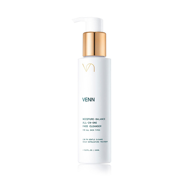 VENN MOISTURE-BALANCE ALL-IN-ONE FACE CLEANSER(LIMPIADOR)