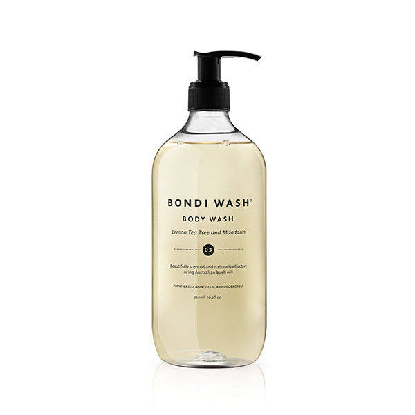 BONDI WASH BODY WASH - LEMON TEA TREE & MANDARIN (JABÓN CORPORAL)