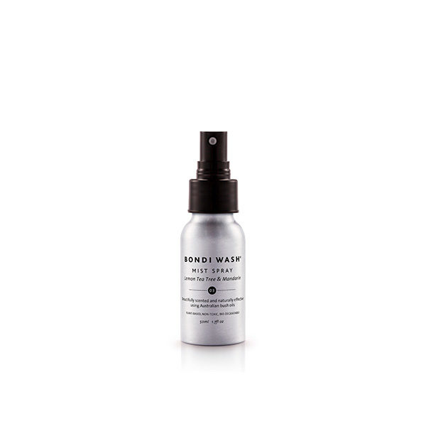 BONDI WASH MINI MIST SPRAY - TASMANIAN PEPPER & LAVENDER