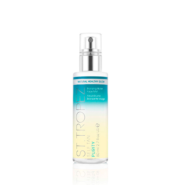 ST.TROPEZ SELF TAN PURITY BRONZING WATER FACE MIST