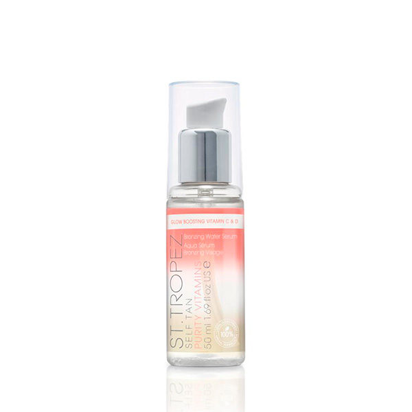 ST.TROPEZ SELF TAN PURITY VITAMINS BRONZING WATER SERUM