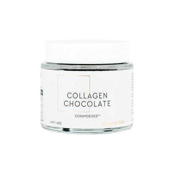 DEPURAVITA COLLAGEN CHOCOLATE (CHOCOLATE CON COLÁGENO)