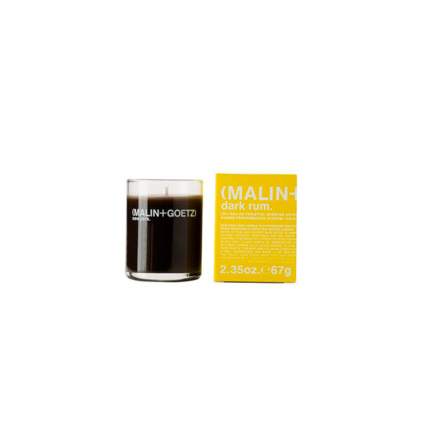 MALIN + GOETZ DARK RUM CANDLE MINI (VELA DE RON)