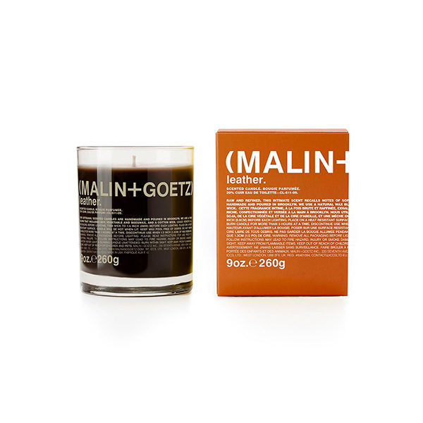 MALIN + GOETZ LEATHER CANDLE (VELA DE CUERO)