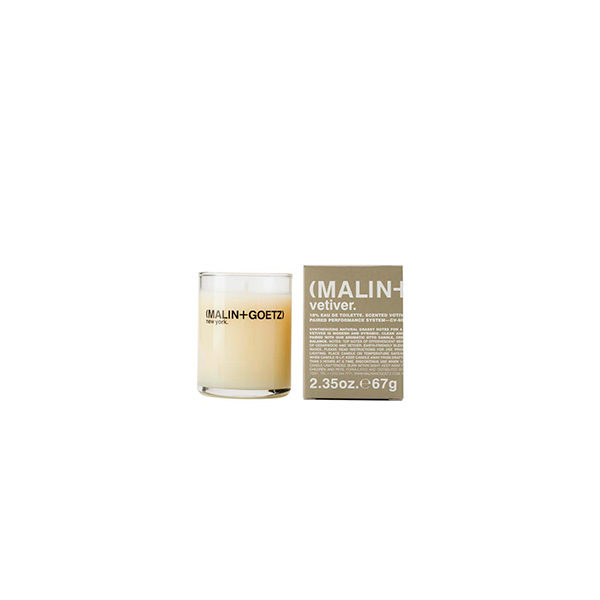 MALIN + GOETZ VETIVER CANDLE MINI