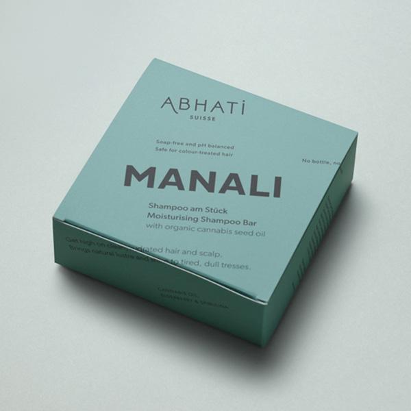 ABHATI SUISSE MANALI MOISTURISING SHAMPOO BAR