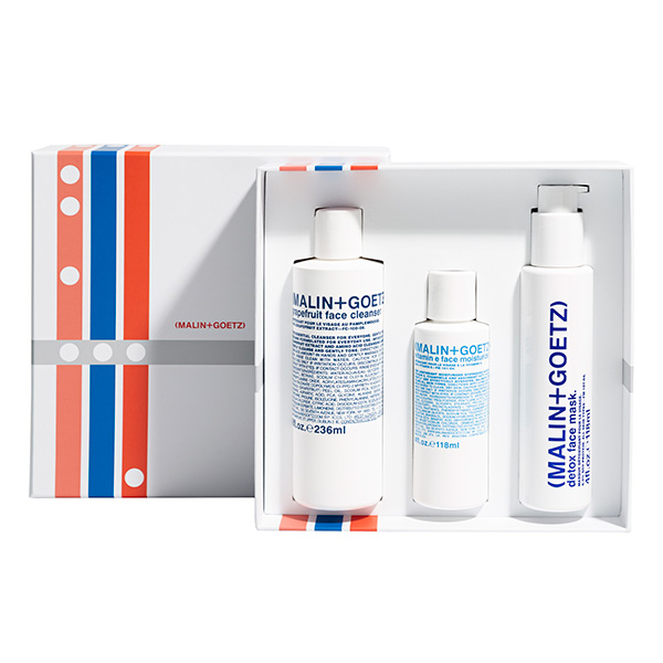 "MALIN+GOETZ ""SAVING FACE"" (KIT PARA EL CUIDADO FACIAL)"